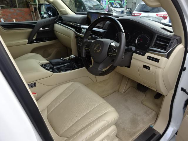 「レクサス」「LX」「SUV・クロカン」「神奈川県」の中古車9