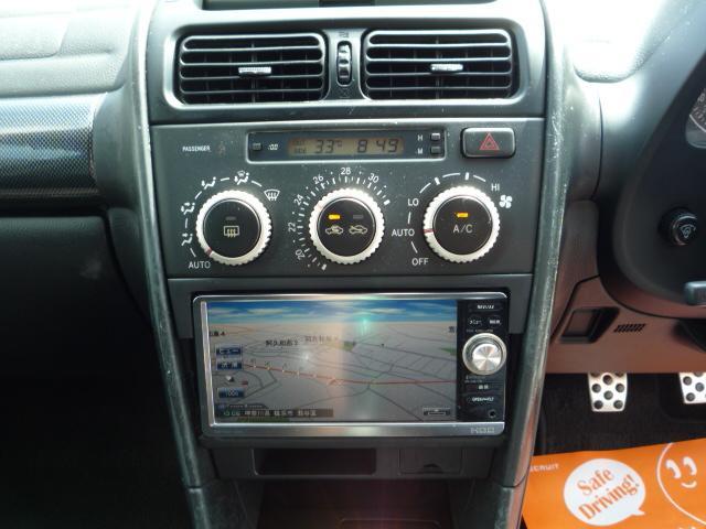 RS200 リミテッドII 6速マニュアル HKSマフラー TRDシート 社外足廻り 17インチアルミ HDDナビ地デジTV キセノンライト MOMOステアリング(9枚目)