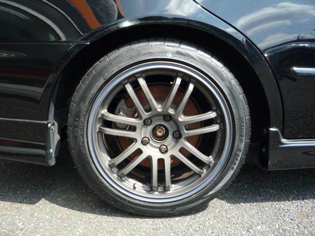 RS200 リミテッドII 6速マニュアル HKSマフラー TRDシート 社外足廻り 17インチアルミ HDDナビ地デジTV キセノンライト MOMOステアリング(19枚目)