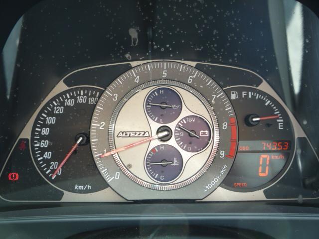 RS200 リミテッドII 6速マニュアル HKSマフラー TRDシート 社外足廻り 17インチアルミ HDDナビ地デジTV キセノンライト MOMOステアリング(21枚目)