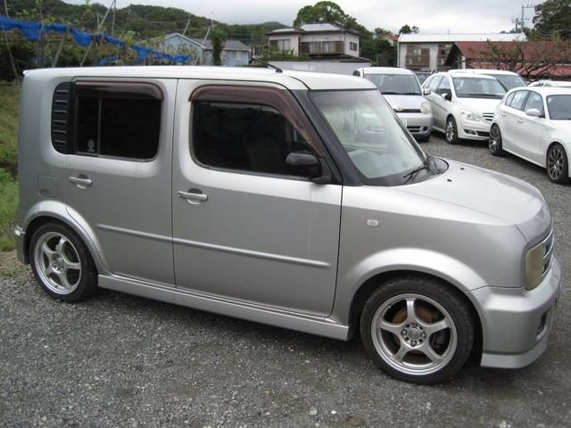 「日産」「キューブ」「ミニバン・ワンボックス」「神奈川県」の中古車6