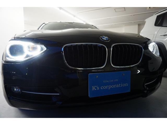 116iスポーツ 8.8型ナビ BMW点検済 1オ-ナ-禁煙(3枚目)