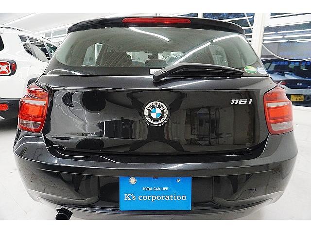 116iスポーツ 8.8型ナビ BMW点検済 1オ-ナ-禁煙(8枚目)