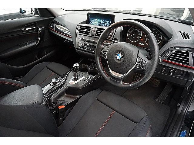 116iスポーツ 8.8型ナビ BMW点検済 1オ-ナ-禁煙(17枚目)