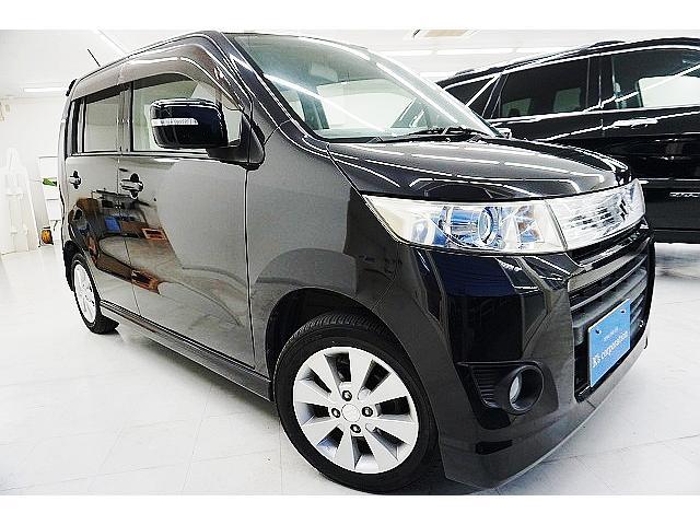 「スズキ」「ワゴンRスティングレー」「コンパクトカー」「神奈川県」の中古車61