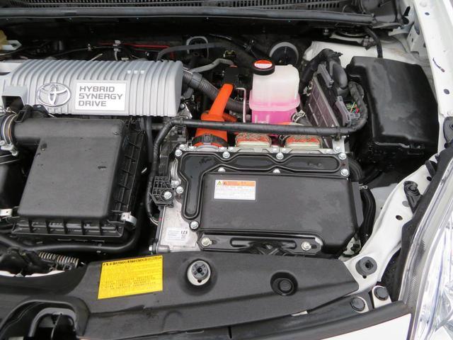 トヨタ プリウス L 後期 保証12ヶ月10000km 8インチナビ