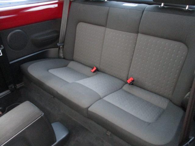 フォルクスワーゲン VW ニュービートル EZ ワンオーナー キーレスキー ディーラー下取り車