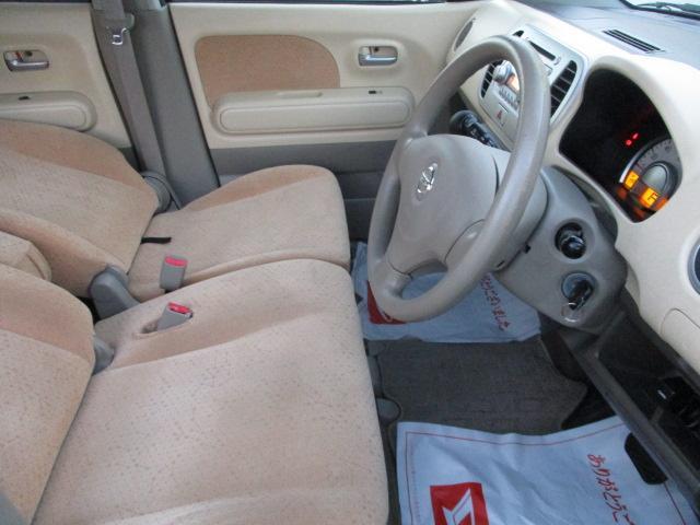 日産 モコ S ワンオーナー 禁煙車 キーレスキー 1年距離無制限保証付