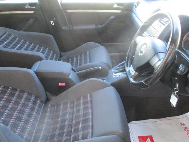 フォルクスワーゲン VW ゴルフ GTI HID ETC キーレスキー 社外18インチアルミ