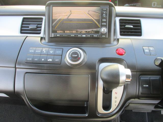 ホンダ ステップワゴン スパーダS Z HDDナビパッケージ  ワンオーナー 禁煙車