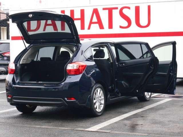 「スバル」「インプレッサ」「コンパクトカー」「神奈川県」の中古車7