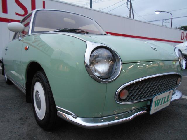 「日産」「フィガロ」「クーペ」「神奈川県」の中古車8