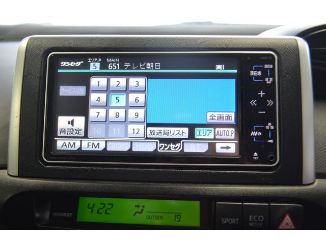 トヨタ ウィッシュ 1.8S 純正ナビ TV スマートキー HID