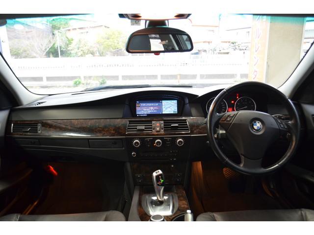 530iツーリングハイラインPKG サンルーフ ナビ 黒革(12枚目)