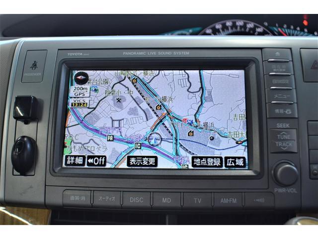 2.4アエラス Gエディションナビスペシャル フルセグTV F&S&Bカメラ 両側電動スライドドア(11枚目)