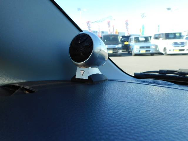 スズキ ワゴンR リミテッド HDDナビ フルエアロ 社外ツイーター