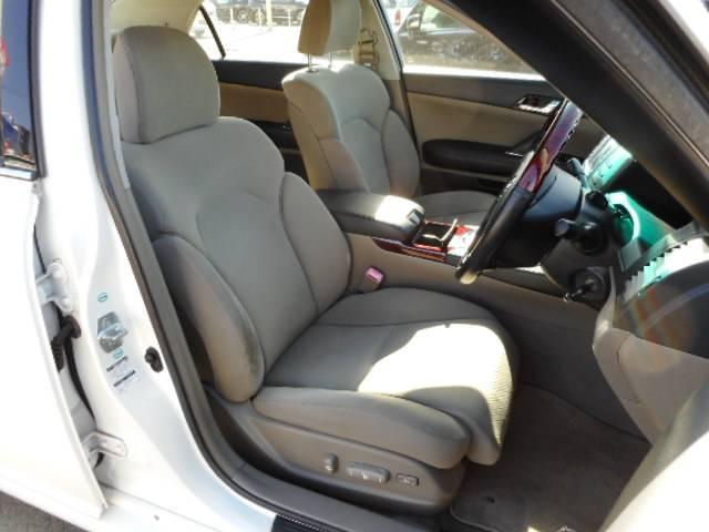 トヨタ マークX 250G Lパッケージ DVDナビ HIDライト ETC