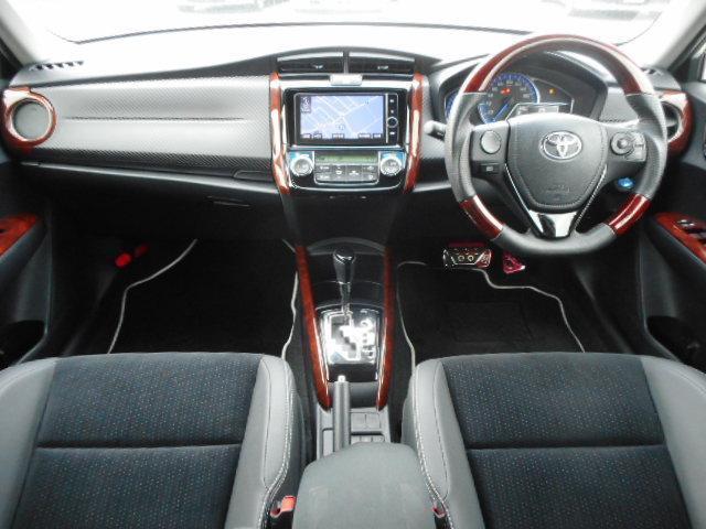 トヨタ カローラフィールダー ハイブリッドG エアロツアラー・ダブルバイビー HDDナビ