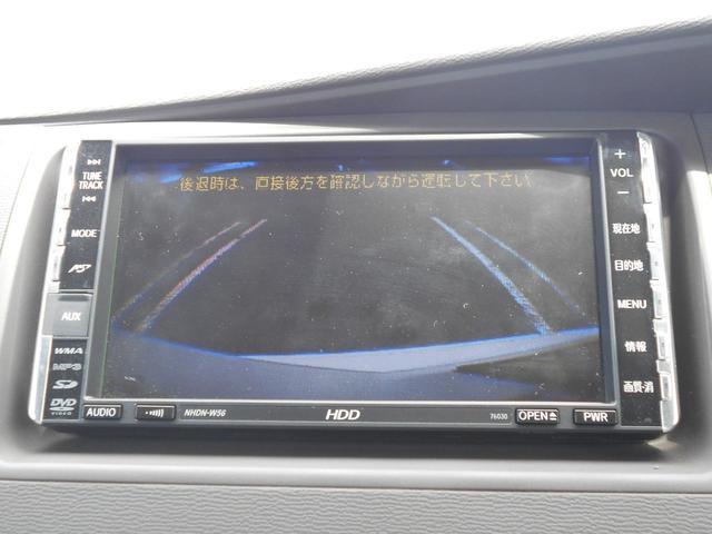 プラタナ Gエディション 純正HDDナビ バックカメラ(12枚目)
