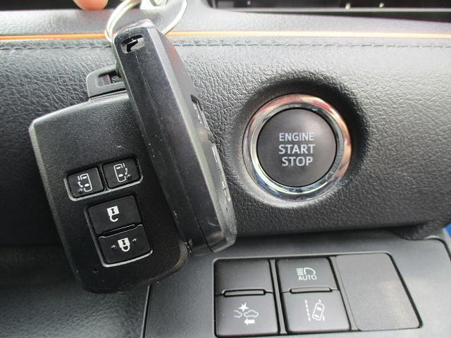 G 衝突軽減装置 純正SDナビ 両側電動スライド 禁煙車 LEDライト レーンキープアシスト ETC DVD再生 CD BTオーディオ シートヒーター オートライト スマートキー Pスタート GAWR15(29枚目)