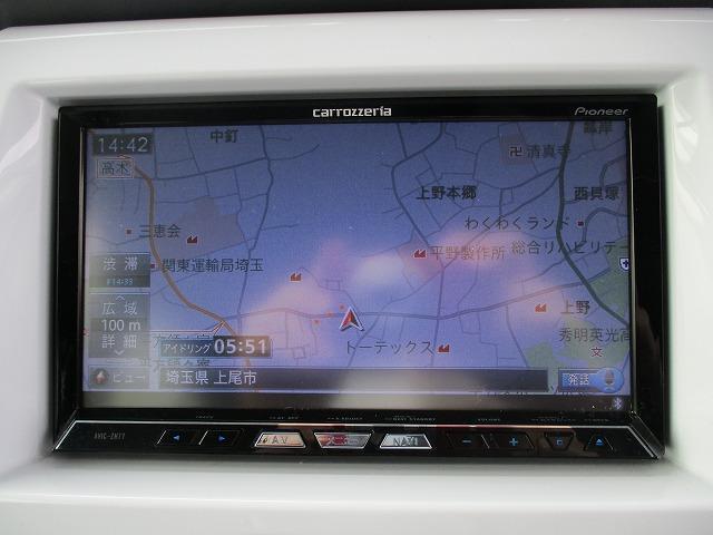 Xターボ 衝突軽減装置 SDナビ 禁煙車 ルーフレール 4WD DVD再生 CD ETC バックカメラ スマートキー Pスタート HIDライト オートライト BTオーディオ MSV USB端子 15インチアルミ(4枚目)