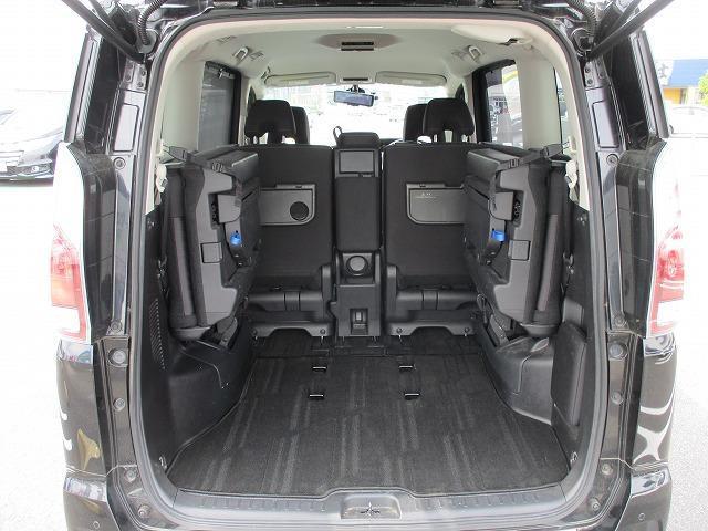 ハイウェイスター セーフティパックB 衝突軽減装置 9インチSDナビ 両側電動スライド 禁煙車 全方位カメラ 1オーナー ドラレコ ハンズフリースライド コーナーセンサー デジタルインナーミラー レーダークルーズ(19枚目)