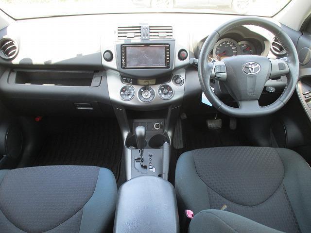 240S 純正HDDナビ 1オーナー 4WD 8エアバック パドルシフト フルセグTV DVD再生 ETC BTオーディオ MSV HIDライト オートライト オートエアコン ダウンヒルアシスト 純正AWR17(4枚目)