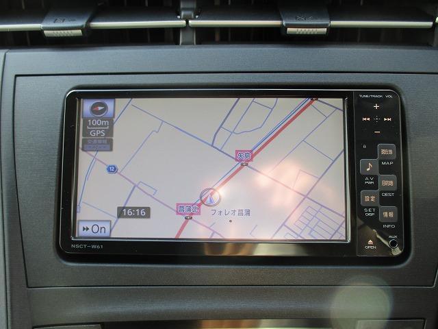 S LEDエディション SDナビ 禁煙 1オーナー 6エアバック LEDライト バックカメラ ETC スマートキー Pスタート 左コーナーポール アイドリングストップ ワンセグTV CD フォグ オートエアコン GAWR15(4枚目)