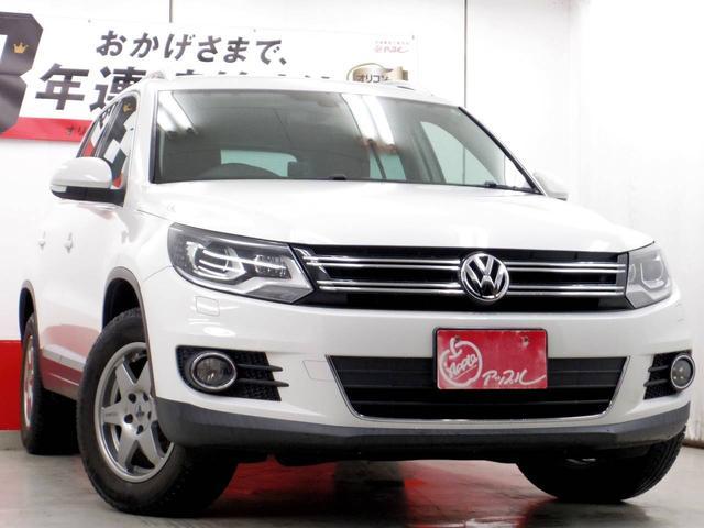 「フォルクスワーゲン」「ティグアン」「SUV・クロカン」「神奈川県」の中古車5