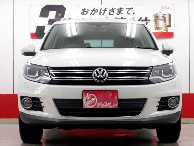 「フォルクスワーゲン」「ティグアン」「SUV・クロカン」「神奈川県」の中古車22