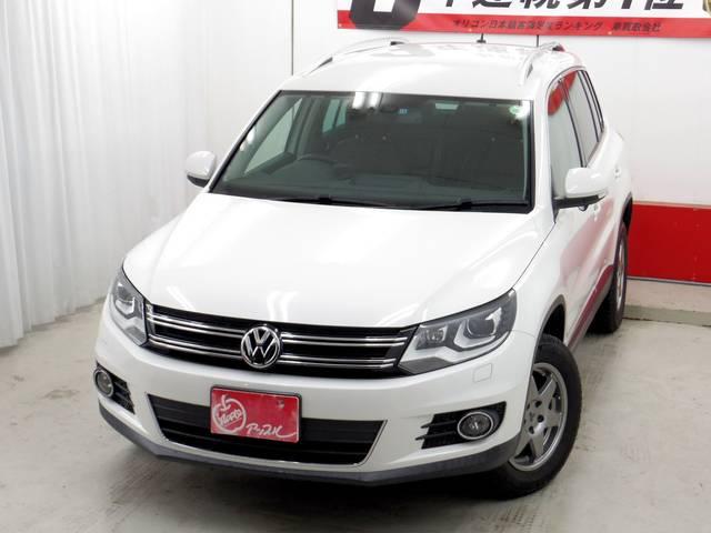 「フォルクスワーゲン」「ティグアン」「SUV・クロカン」「神奈川県」の中古車27