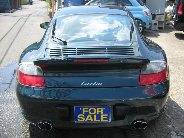 911ターボワンオーナー走行3600キロ(8枚目)