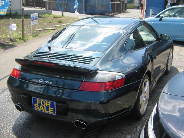 911ターボワンオーナー走行3600キロ(10枚目)