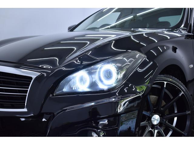 250GT-A黒Hレザー 新品LED付インパル仕様フルエアロ(16枚目)