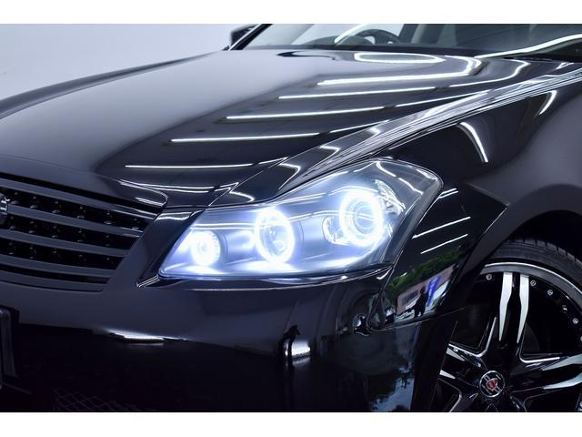 250GT 黒ハーフレザー 新品フルエアロ ブラックCテール(16枚目)