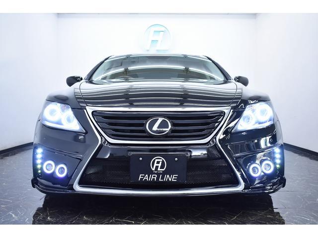 「レクサス」「LS」「セダン」「神奈川県」の中古車9
