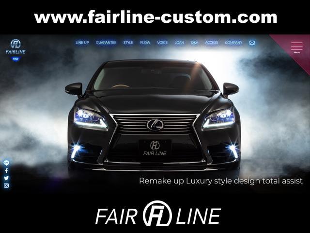 皆様のご来店、お問合わせ、スタッフ一同 心よりお待ちしております。是非ホームページもご覧下さい・→http://www.fairline-custom.com