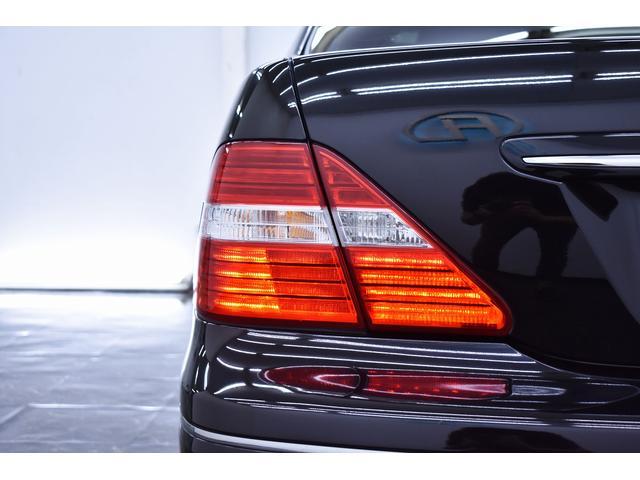 eR仕様 後期モデル・黒革・サンルーフ・LOWSTYLE・20inクラブリネアL566アルミホイール・メッキピラー・クルコン・メモリーパワーシート・シートヒーター純正ナビ・バックモニター(17枚目)