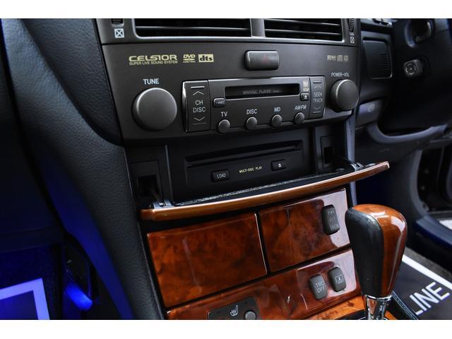 eR仕様 後期モデル・黒革・サンルーフ・LOWSTYLE・20inクラブリネアL566アルミホイール・メッキピラー・クルコン・メモリーパワーシート・シートヒーター純正ナビ・バックモニター(29枚目)