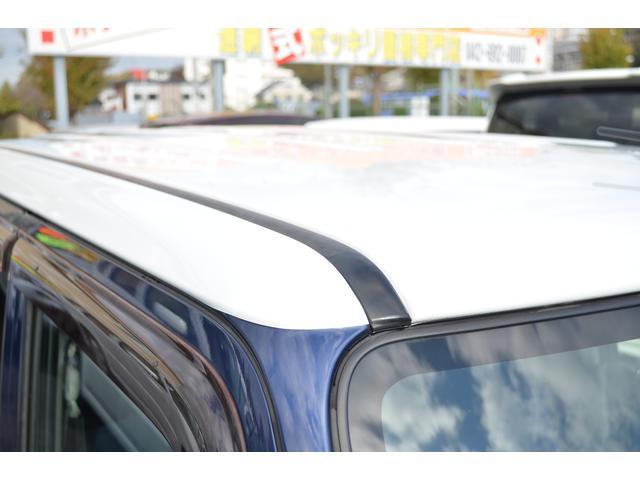 スズキ アルトラパン X ホワイトルーフ フロント・リアツートンバンパー 整備済み