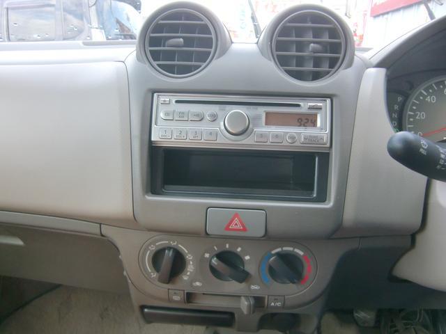 日産 ピノ S キーレス セキュリティ CDプレイヤー