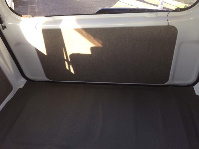バスター AC MT 修復歴無 軽バン 両側スライドドア オーディオ付 4名乗り パワーウィンドウ ABS パワステ(20枚目)