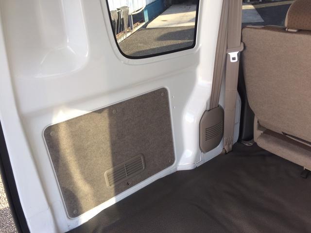 バスター AC MT 修復歴無 軽バン 両側スライドドア オーディオ付 4名乗り パワーウィンドウ ABS パワステ(29枚目)