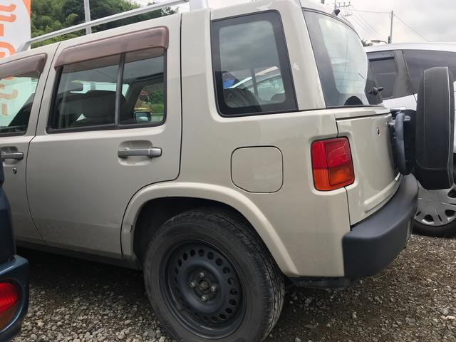 ft タイプII 4WD 5名乗り AT ベージュ(15枚目)