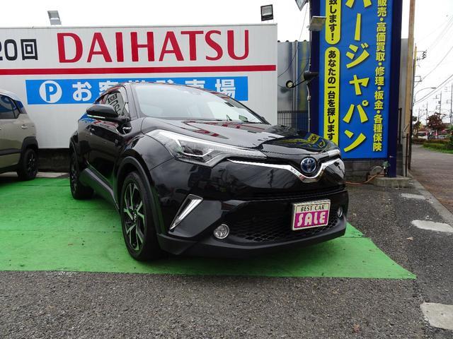 「トヨタ」「C-HR」「SUV・クロカン」「東京都」の中古車15