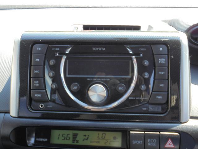 トヨタ ウィッシュ 1.8S 1オーナー パドルシフト 純正オーディオ