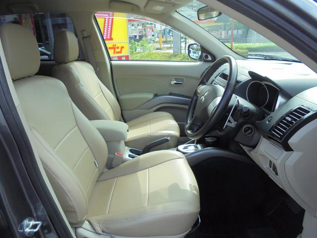三菱 アウトランダー 24E 1オーナー 社外アルミ HKSマフラー 買取車
