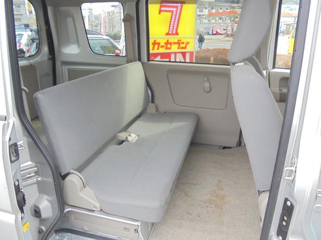 日産 NV100クリッパーバン DX 4WD ナビ フルセグ キーレス 買取車