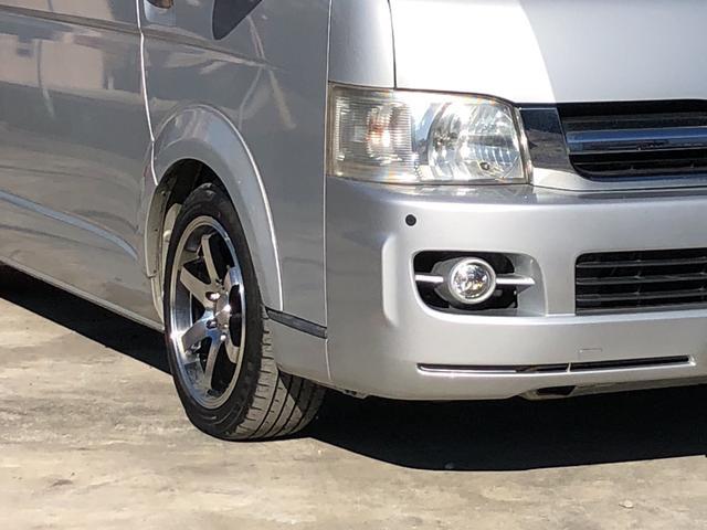 トヨタ ハイエースワゴン 4WD1ナンバー6人乗り