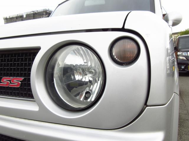 SS ターボ 5速マニュアル車 キーレス LEDヘッドライト(19枚目)